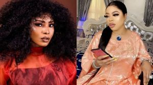WAHALA!! Bobrisky Drags Halima Abubakar After She Released Their Chats From 2019