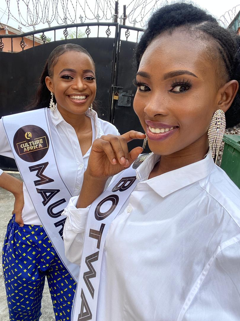 Watch Video of the visit to the life changer less privileged home by miss culture Africa 2020/2021 top model and Miss culture Africa 2020/2021 queen of poise on the 2nd of April 2021(GOOD FRIDAY) 1