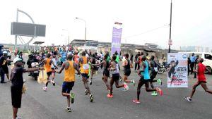 Kenyan, Ethiopian Emerge Winners Of Lagos City Marathon Again 2