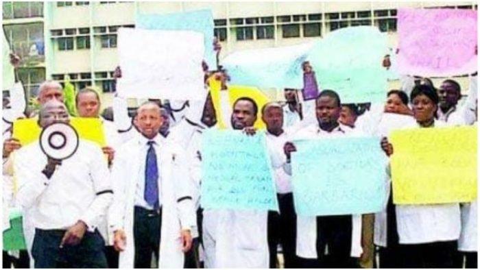 Over 150 Bauchi Doctors Join Nationwide Strike 1