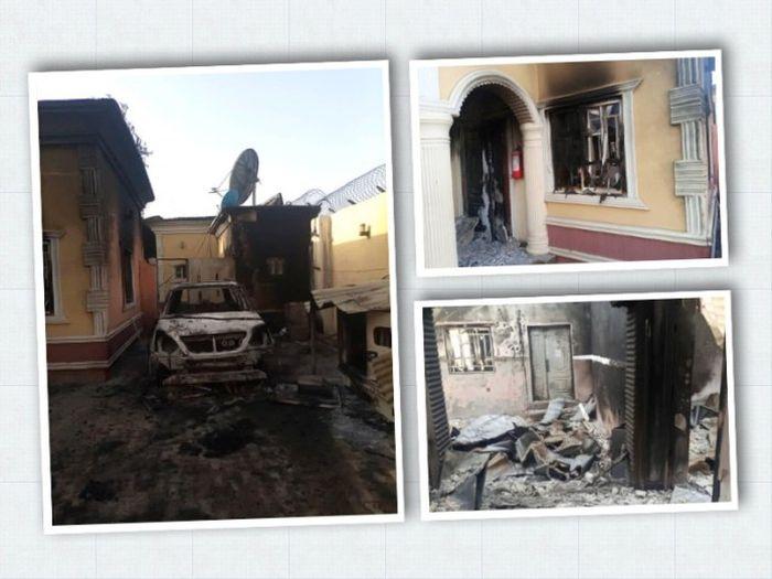 Boko Haram Destroys Global Aid Facilities In Damasak