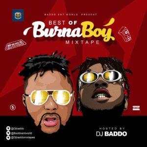 "DJ Baddo – ""Best Of Burna Boy Mix"""