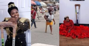 How Relatives, Others Exposed 26-Year-Old Lagos Amputee Hawker, Mary Daniel