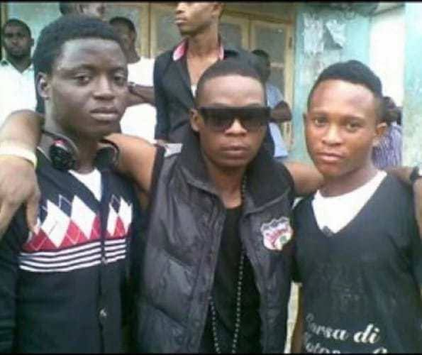 See Throwback Photos Of Some Of Your Favorite Artistes (You Won't Believe No. 5) 8