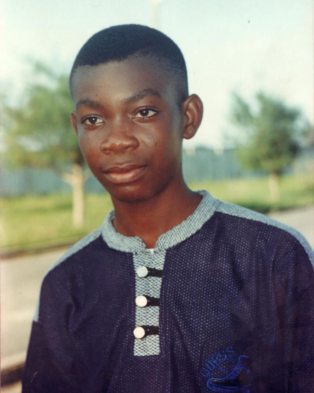 See Throwback Photos Of Some Of Your Favorite Artistes (You Won't Believe No. 5) 5