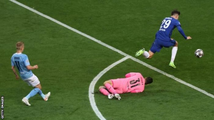 Chelsea Beat Man City To Win The UEFA Champions League (Watch Highlight) 2