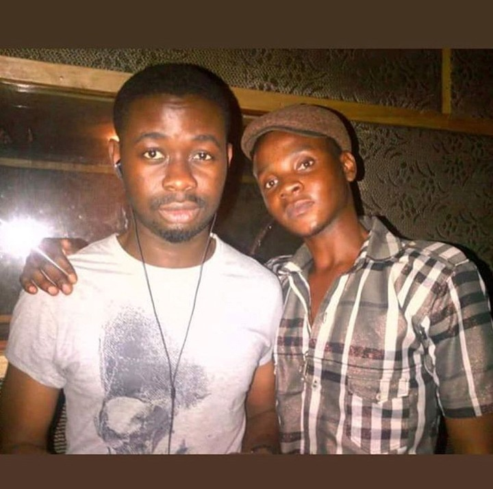 See Throwback Photos Of Some Of Your Favorite Artistes (You Won't Believe No. 5) 11