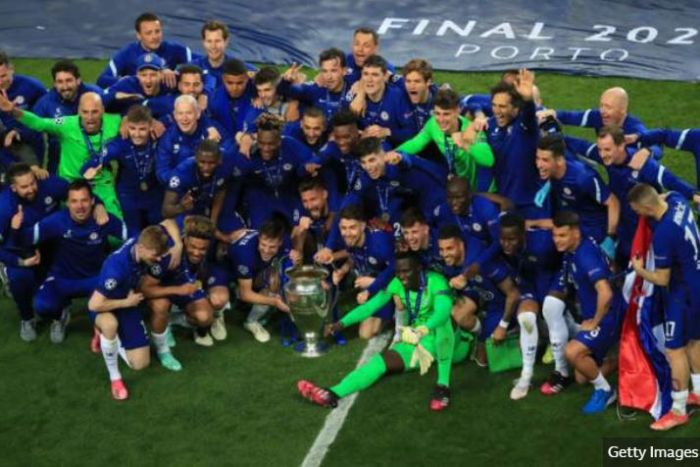 Chelsea Beat Man City To Win The UEFA Champions League (Watch Highlight) 5