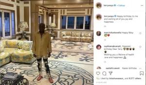Kiddwaya's Billionaire Father, Terry Waya Celebrates Birthday As He Clocks 60 1