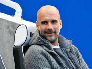 Pep Guardiola Wins 2020/21 Premier League Manager Of The Season