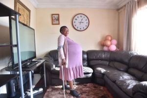 South African Woman Breaks Record As She Gives Birth To 10 Babies At Once (See Photos) 2