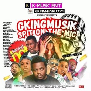 Dj Marley - Gkingmusik Spit on the Mic Mixtape