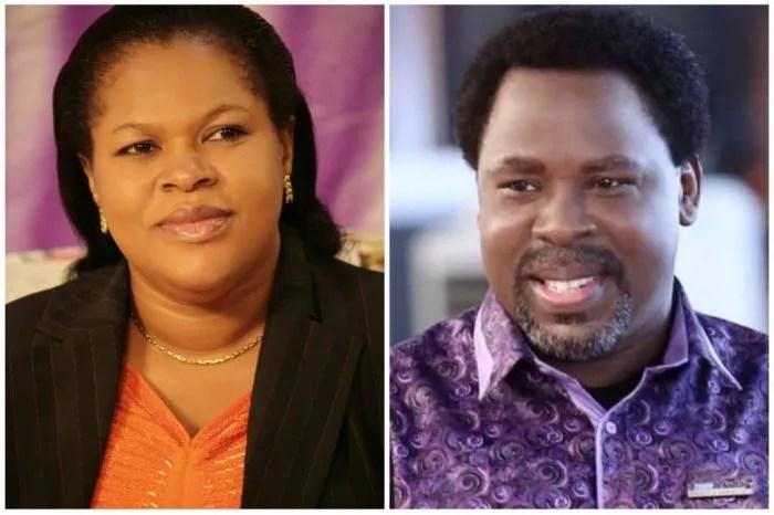 SCOAN!! T.B Joshua's Wife Emerges As Successor