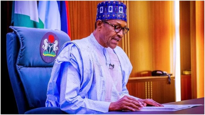 Twitter Deletes Buhari's Tweet Allegedly Threatening South-East (SEE IT)