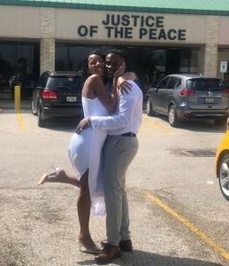 CONGRATS!! Singer, Dotman Secretly Marries His Baby Mama In The Us (WATCH VIDEO) 1