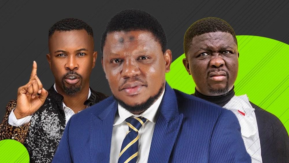TWITTER BAN!! Adamu Garba, Seyi Law, Ruggedman Blow Hot On Disagreement