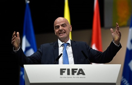 FIFA Plans To Reduce Football Games From 90 To 60 Minutes
