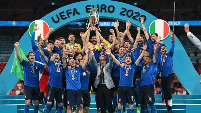 Italy Beat England To Win Euro 2020 (Watch Highlight)