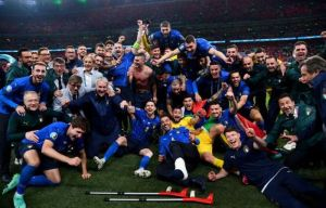 Italy Beat England To Win Euro 2020 (Watch Highlight) 1