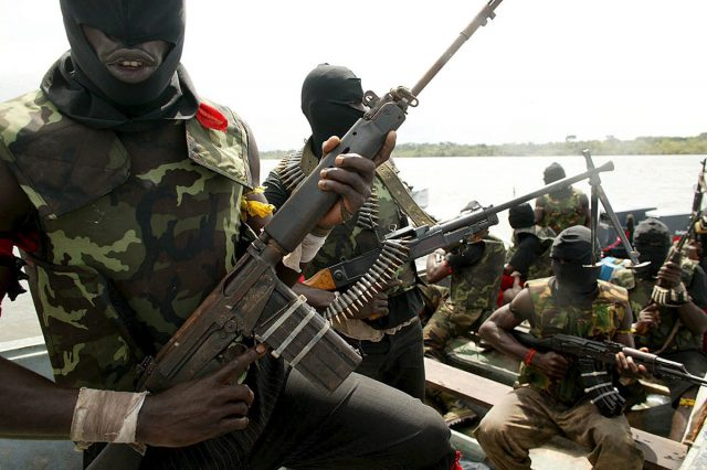 Hoodlums Attack Radio Nigeria In Ibadan, Police Confirm 1 Killed, Properties Destroyed