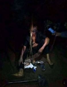 Church Elder Allegedly Nabbed Burying Charms At Village Square In Akwa Ibom 1