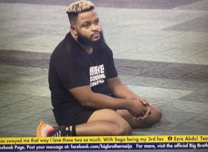 """#BBNaija: """"Why I Tell People That My Father Is Dead Even Though He's Still Alive"""" – White Money"""