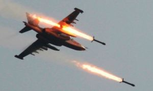 Dozens Killed, Many Wounded As Nigerian Air Force Mistakenly Bombs Yobe Community