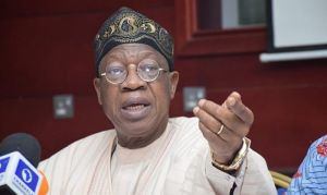 President Buhari Is Not Pampering Criminals – Lai Mohammed