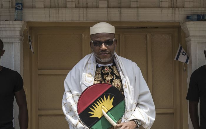 See Full List Of Amended Charges FG Filed Against Nnamdi Kanu