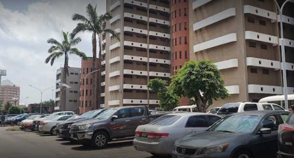 Two Injured As Fire Guts Federal Secretariat Abuja