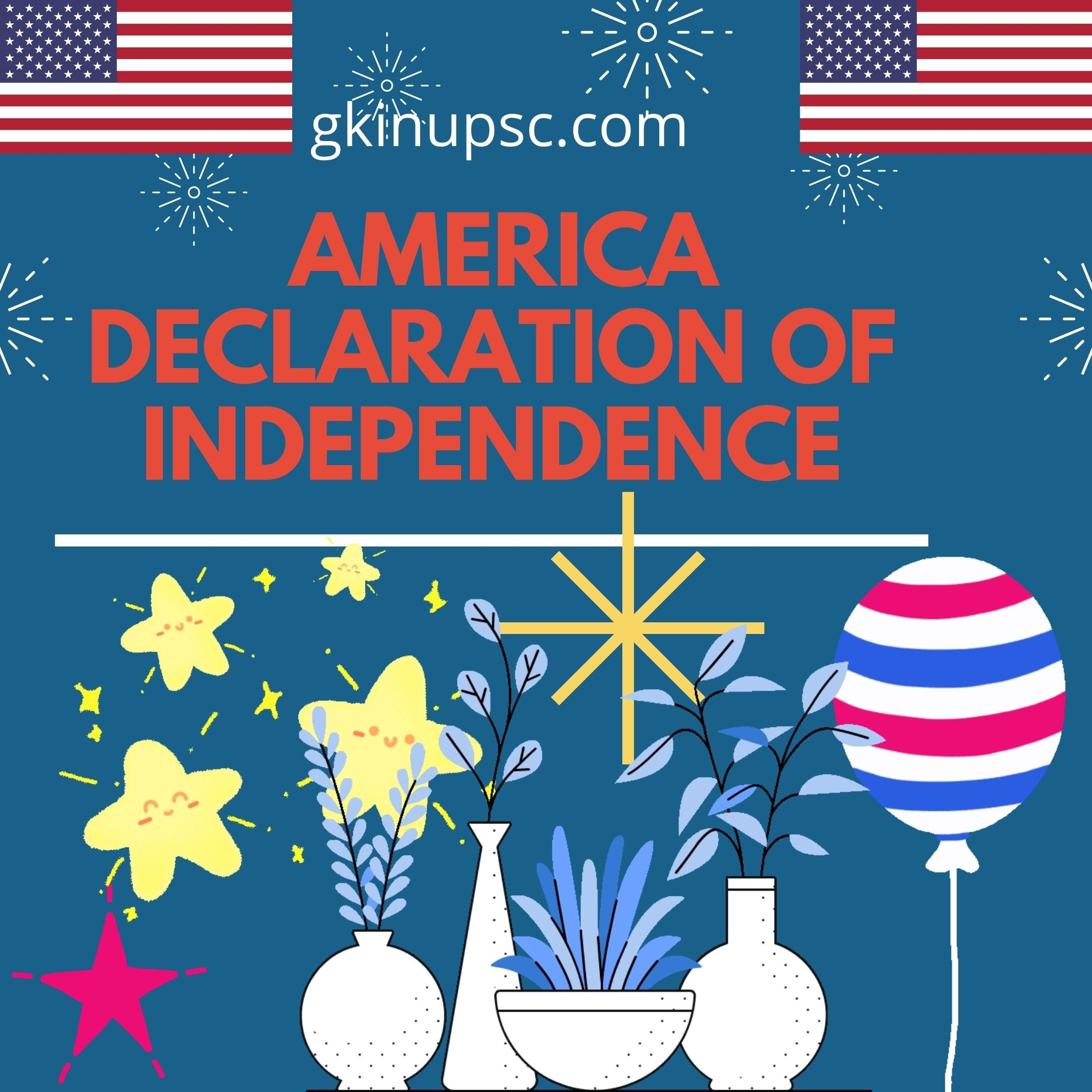 America Declaration of Independence