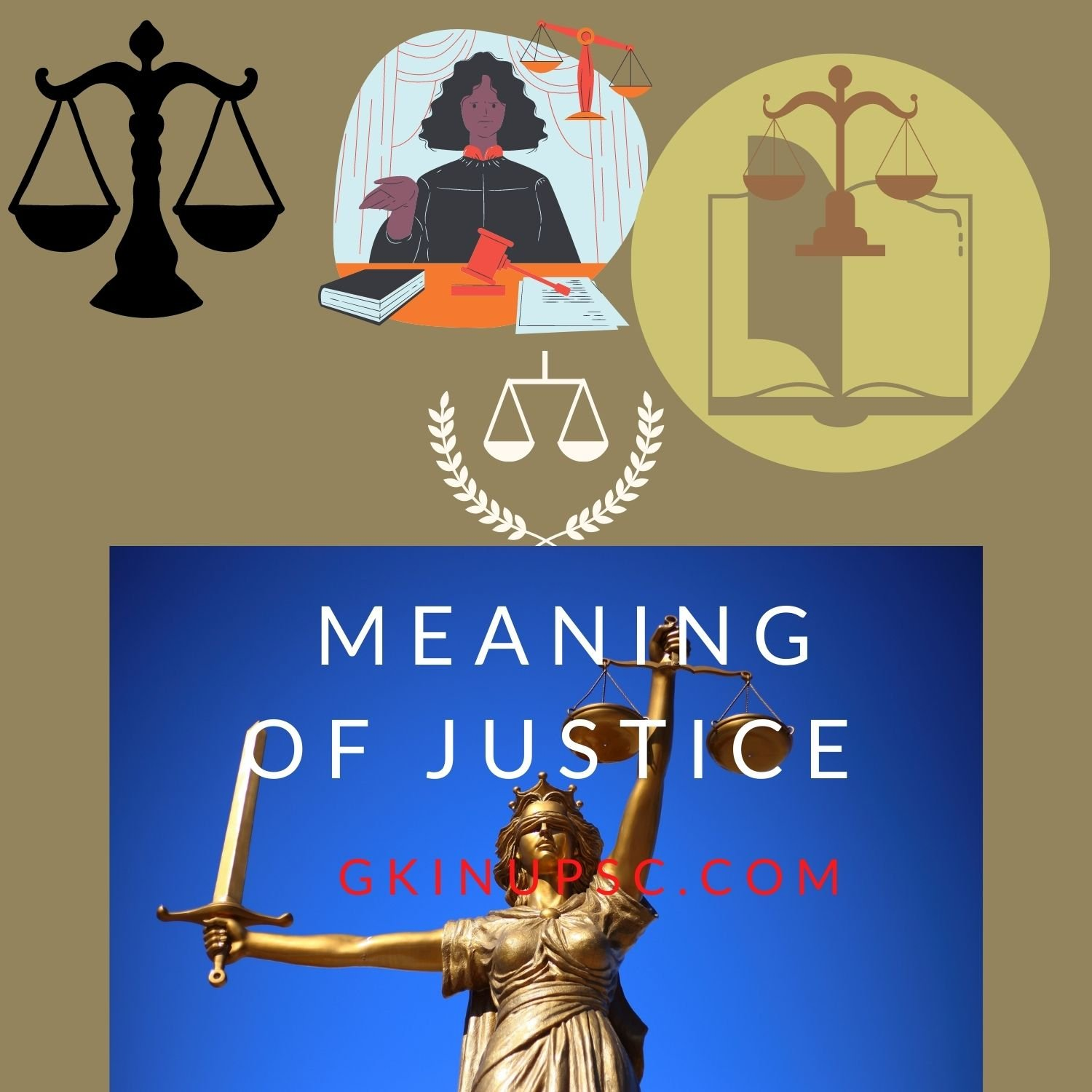 Meaning of justice