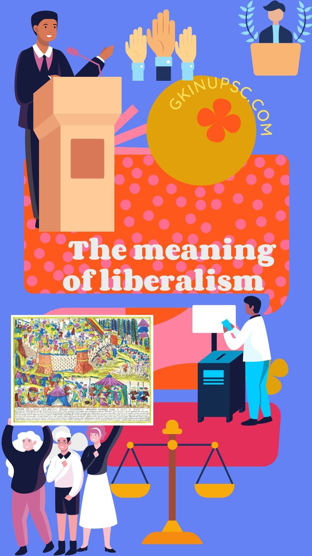 The meaning of liberalism