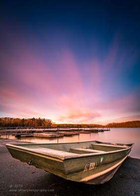 """Let's Go Fishin'"", Canon 5D Mk3, 16-35mm f/2.8L Mk2, Singh-Ray Mor Slo 10-Stop ND Filter, and Galen Rowell 2-Stop ND Grad Filter"