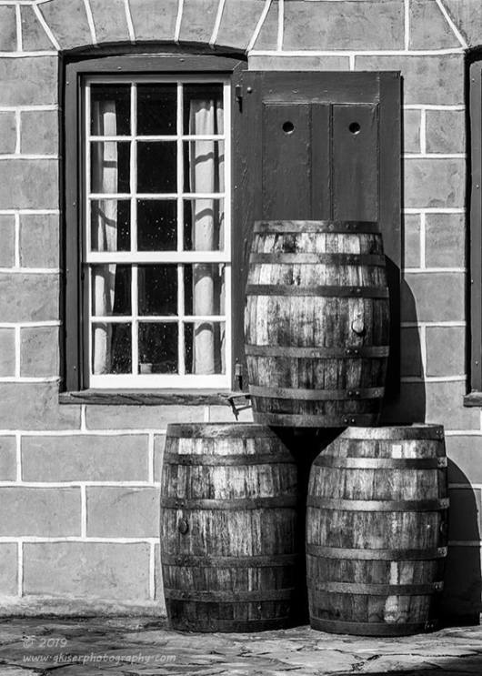 """""""Over a Barrel"""", Canon 5D Mk3, 70-200mm f/2.8L Mk2, Singh-Ray Color Combo Polarizer, Converted in Lightroom"""