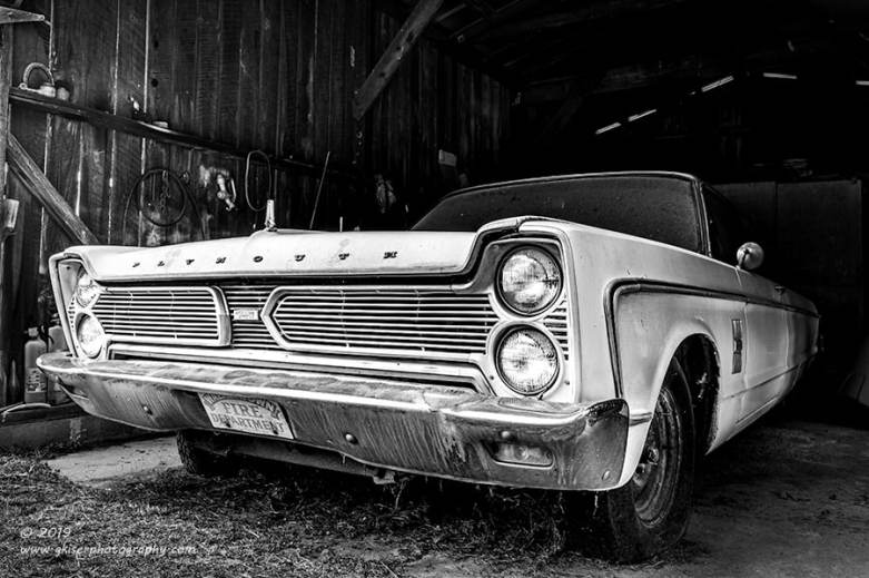 """""""Barn Fury"""", Canon 5D Mk3, 16-35mm f/2.8L Mk2, Singh-Ray Color Combo Polarizer, 4 images blended together and converted into B&W in Lightroom"""