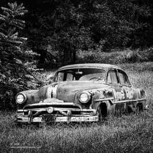 """""""Rip Van Winkle"""", Canon 5D Mk3, 70-200mm f/2.8L Mk2, Singh-Ray Color Combo Polarizer, Converted to B&W in Lightroom"""