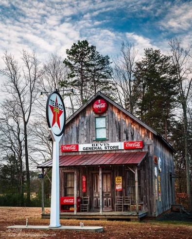 """""""Bevis General Store"""", Canon 5D Mk3, 24-70mm f/2.8L Mk2, Singh-Ray Color Combo Polarizer"""