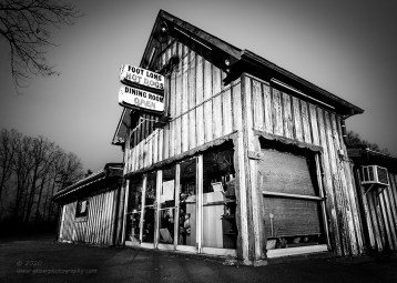 """""""The Hot Dog Spot"""", Canon 5D Mk3, 24-70mm f/2.8L Mk2, No Filters, Converted to B&W in Lightroom"""