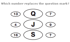 Logical puzzles Question 12