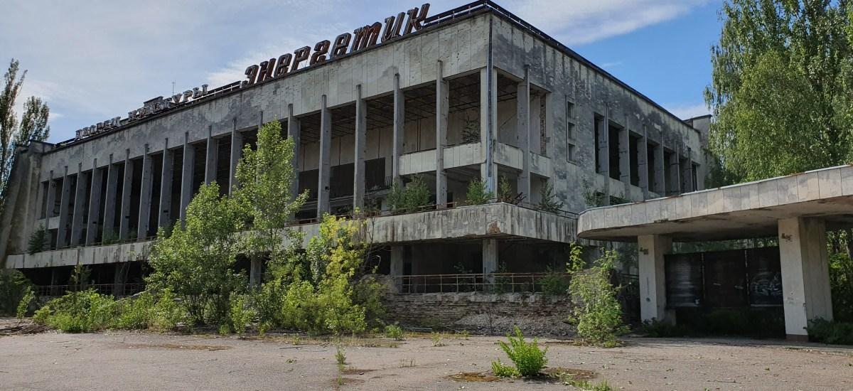 Kyiv Pt. II, Chernobyl & Pripyat