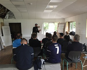 Goalkeeper education events