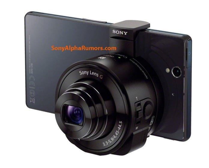 Sony Lens for Mobile