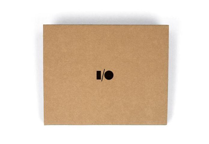 Google Cardboard Fechado