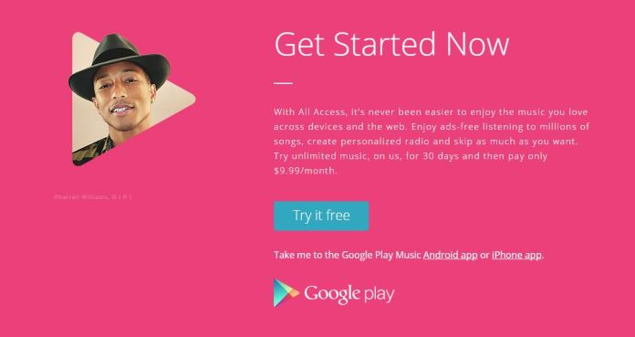 get-started-now-google-play-music-teste-ingles-blog-geek-publicitario