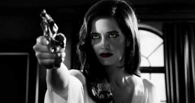 """Eva Green é, realmente, """"a dame to kill for"""""""