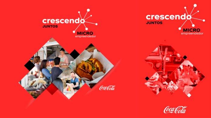 Programa da Coca Cola Crescendo Juntos Microempreendedor