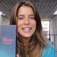 Blogueirinha do Fim do Mundo em campanha com a Natura.