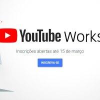 Banner do YouTube Works.