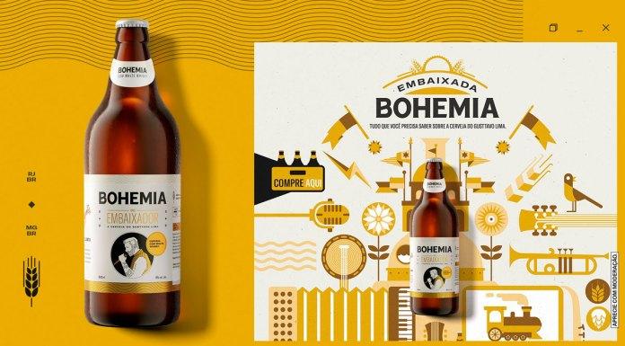 Banner da Bohemia do Embaixador.